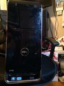 Dell XPS 8300 - i7, 8GB ram, Bluray, ATI Radeon HD 6950graphics