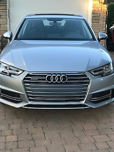 AUDI A4 PROGRESSIV 2018, 3260 KM ONLY for CAD 599.99 TAX IN