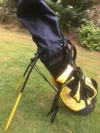 left handed golf club set
