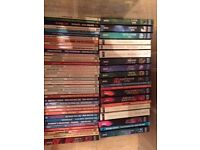 Doctor Who Books - Collection of 58 Various Titles from Hartnell through to McGann