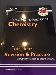GCSE Chemistry, complete Revision guide