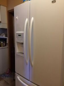 MAYTAG Standard-Depth French Door Bottom-Freezer Refrigerator