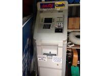 ATM, Cashline machine, for businesses to generate income - shop/pub/club use