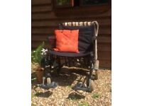 Extra Large Wheel Chair £185