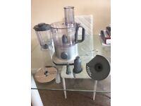 Kenwood Food Processor and Blender. Only a few months old