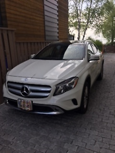 2017 Mercedes-Benz GLA-250