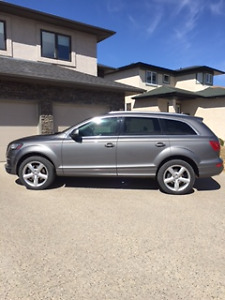 2011 Audi Q7 Brown leather SUV
