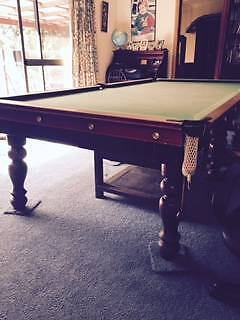 Snooker Table Five Dock Canada Bay Area Preview