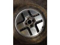 Vauxhall Cavalier Alloy Wheel