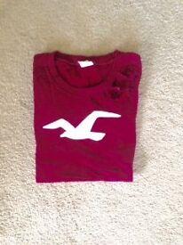 Ladies/Girls Size 8 Hollister T-Shirt