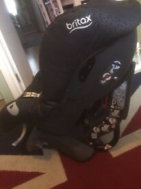 very good condition car seat