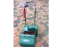 ATCO WINDSOR 145 ELECTRIC CYLINDER MOWER