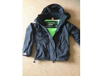Superdry jacket £20 . Collect only