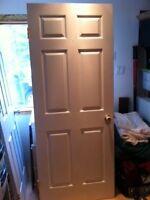 Interior Door 32x79 1/2