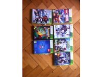 XBOX 360 GAMES AND KINECT