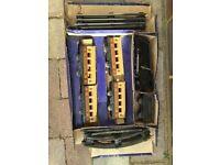 Clockwork train set - circa 70 years old