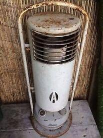 Retro Aladdin paraffin greenhouse heater