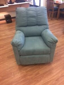 Darcy Sky Ashley furniture recliner