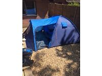 4 person tent Halfords Dugdale