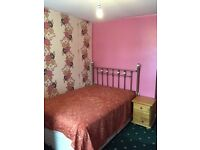 Double bedroom to rent in a clean refurbished house