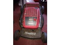 Mountfield Briggs and Stratton Petrol Mower Spare and Repairs