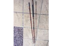 Fishing Rod Vintage 70s Shakespear International 1830/390 13 ft