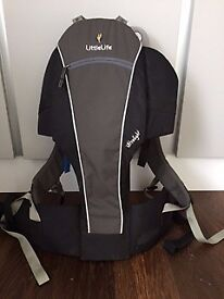 LittleLife Baby Carrier/backpak for sale - excellent condition