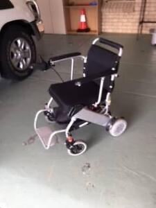 Wheel Chair Electric Madora Bay Mandurah Area Preview