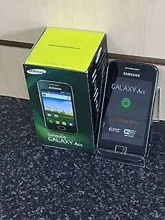 SAMSUNG GALAXY ACE(BOXED-UNLOCKED)