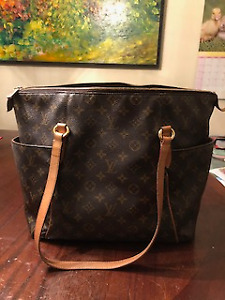 LV monogram Totally MM (Made in France)