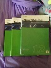 Year 12 Maths B textbook x 3 Brisbane Region Preview