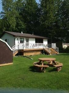 Cottage at Mink Lake, Eganville, On for weekly Rent.