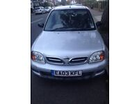 Nissan Micra Automatic mod.2003 For Sale