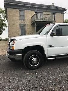 2006 Chevy 3500 Dually Florida Truck 4x4