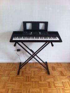 Piano électronique Yamaha