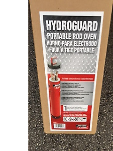 Lincoln 120 volt hydroguard portable rod oven(NEW)