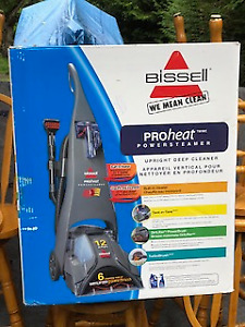 Bissell Power Steam cleaner New in Box