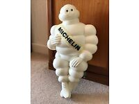 Michelin Man with mountings for vehicle