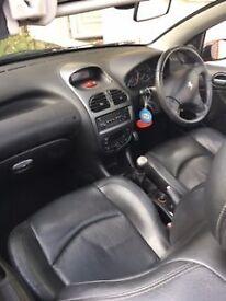 2006 Peugeot 206 cc 2.0 Allure
