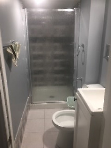 Room for rent in basement only for Men