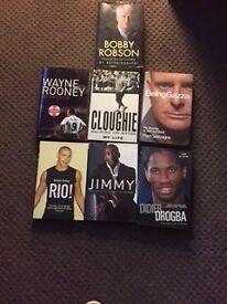 football autobiographys