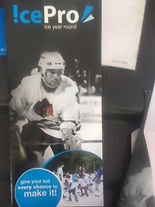 Synthetic icepro hockey tiles 10x10