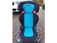 Graco Junior Maxi car seat. 4 years plus