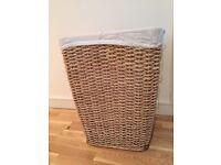 Laundry Wicker Basket MUST GO ASAP