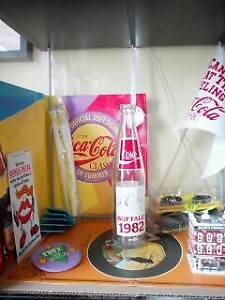 Coke A Cola Colection Every Item  Mint Condintion