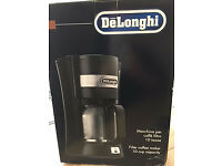 Filter coffee machine De'Longhi ICM15210