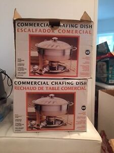 Commercial Chafing Dish Brand New