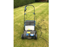 Macallister Lawn Scarifier and Leaf Collector