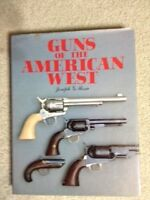 1985 illustrated book: Guns of the American West