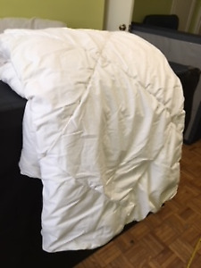 SINGLE, DOUBLE and QUEEN DUVETS and COVERS